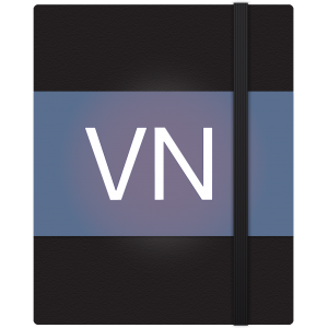 Vocabulary Notebook Logo
